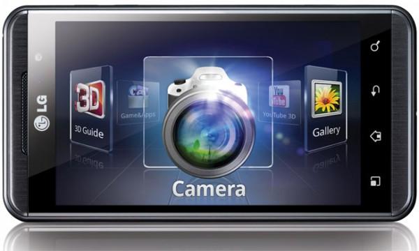 LG Optimus 3D - Image Copyright LG