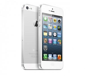 iPhone 5 - White - Image Copyright Apple