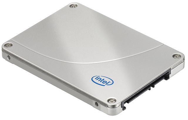 Intel SSD Drive - Image copyright Intel