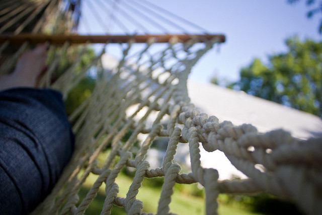 Hammock Swing - Photo by Unfurled