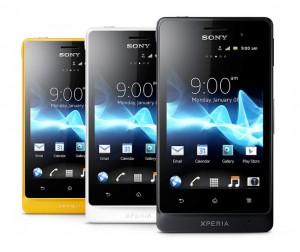 Xperia go - Image copyright Sony Mobile