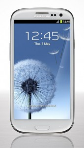 Samsung Galaxy S3 - White - Image copyright Samsung