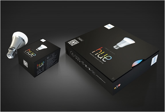 Philips Hue - Single and Starter Pack - Image copyright Philips