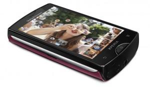 Xperia mini - Photo copyright Sony