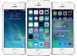 iOS 7 - Image copyright Apple