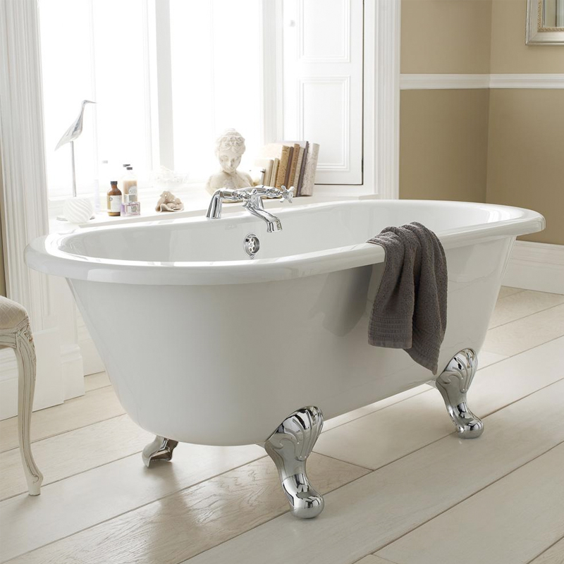 6 different types of bathtubs for Different types of tubs