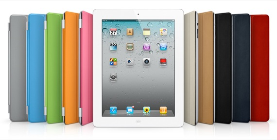 iPad Smart Cover - Image Copyright Apple