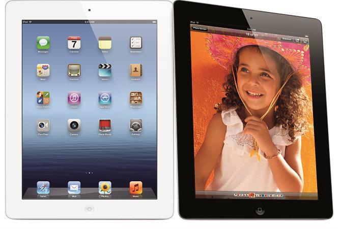 New iPad - Image Copyright Apple