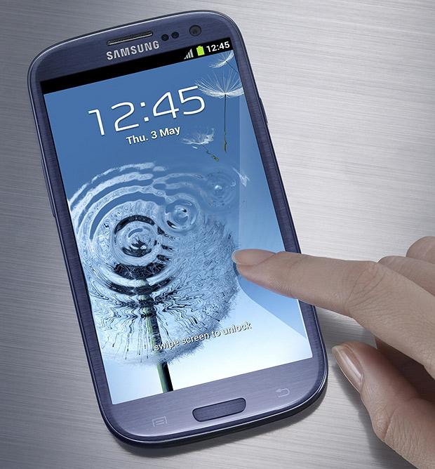 Samsung GALAXY S III - Image copyright Samsung