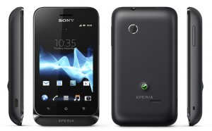 Xperia Tipo - Image copyright Sony
