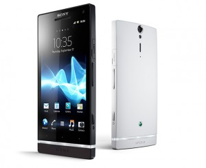Experia S - Image copyright Sony Mobile