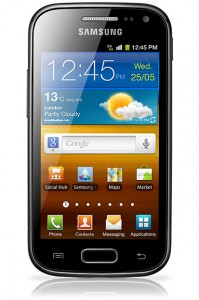 Samsung Galaxy Ace 2 - Image copyright Samsung