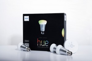 Philips Hue - Image Copyright Philips