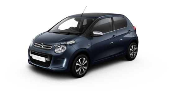 3 Types of Citroen That are Built for Different Drivers - Citroen C1 Airspace